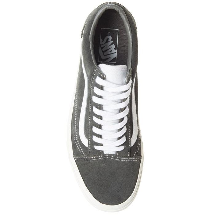Chaussure old skool gris Vans