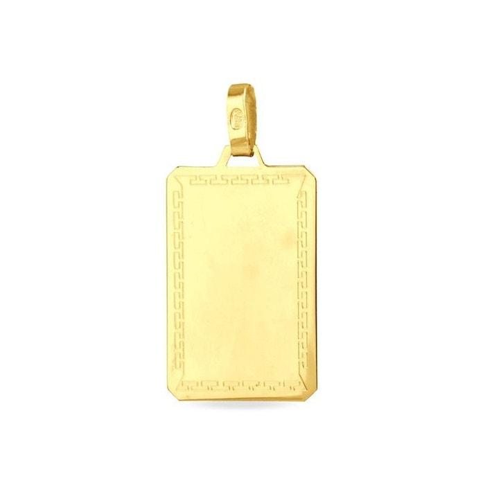 Pendentif or jaune Histoire D'or | La Redoute Pas Cher Faire Acheter FtbPCW