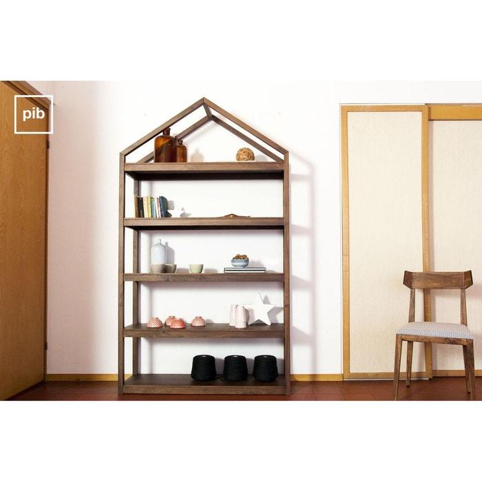 etag re en bois p hkin couleur unique produit interieur. Black Bedroom Furniture Sets. Home Design Ideas