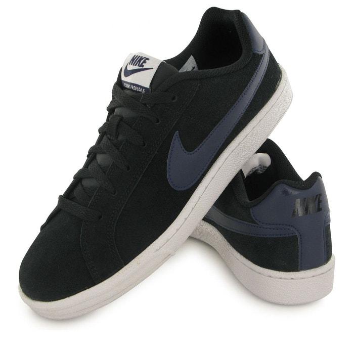Court royale suede noir Nike