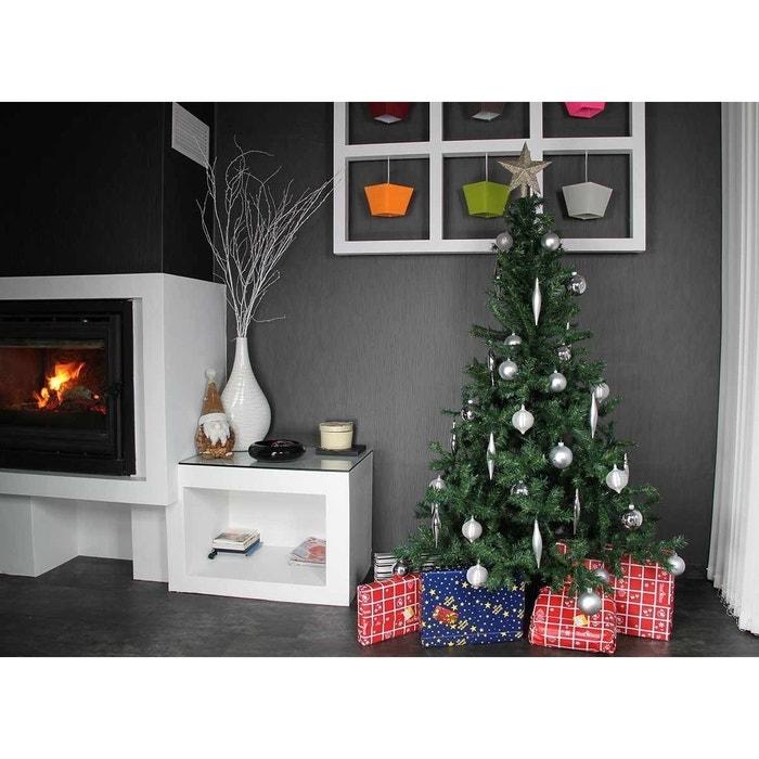 sapin de noel artificiel luxe 180 cm jardideco la redoute. Black Bedroom Furniture Sets. Home Design Ideas