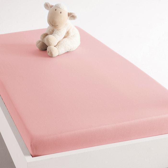 Lençol-capa para cama de bebé em algodão SCENARIO