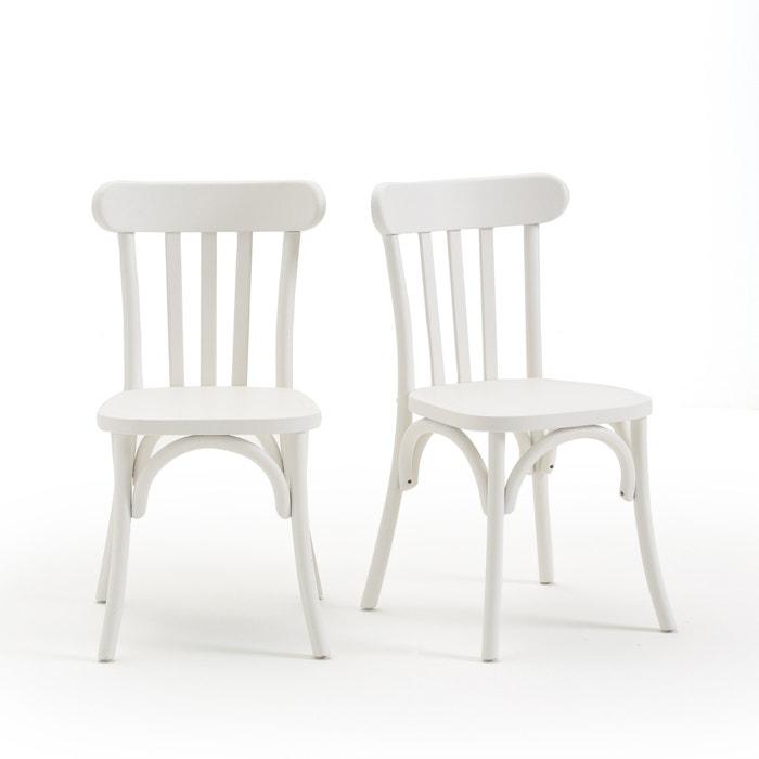 Chaise style bistrot (lot de 2) INQALUIT  La Redoute Interieurs image 0