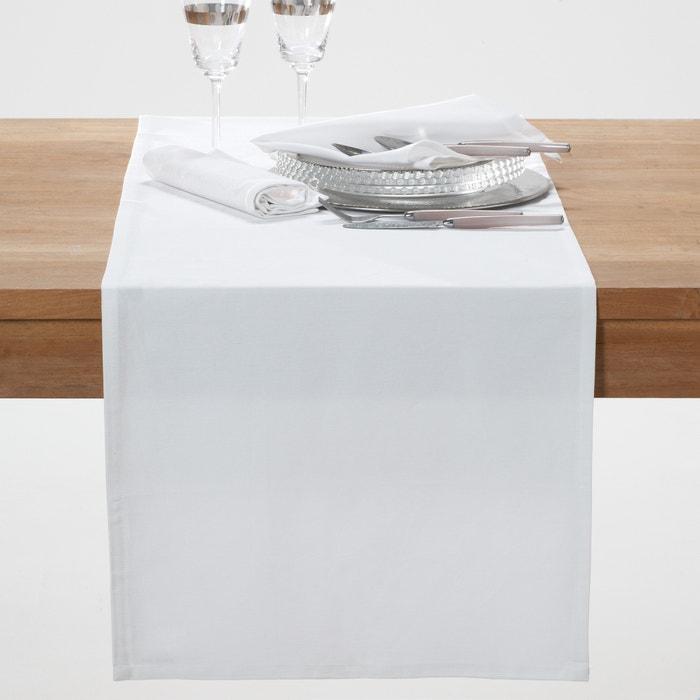 Image Chemin de table coton enduit anti-taches SCENARIO SCENARIO
