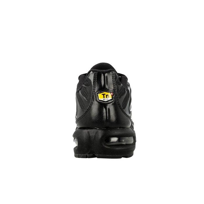 Baskets nike air max plus - 604133050 noir Nike