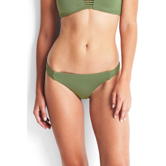Choisir Une Meilleure Vente SEAFOLLY Bas de Bikini Tanga Faux Pas Cher En Ligne Le Dernier Pas Cher CWIgDzobr