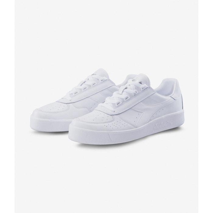 Baskets diadora b.elite white - sh501.170595 blanc Diadora