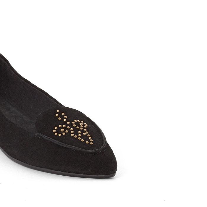 Bailarinas piel tachuelas ancho del pie al de 38 detalle CASTALUNA 45 dqxIEPAHwd
