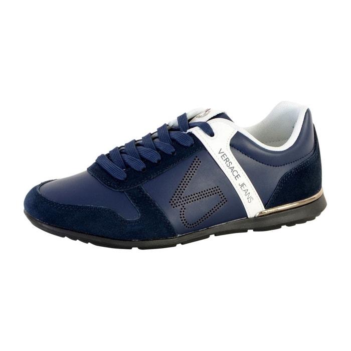 Basket linea fondo tommy dis. 7 bleu Versace