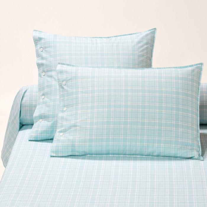 Taies d 39 oreiller et de traversin portland la redoute - La redoute linge de lit ...