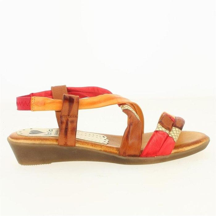 pieds cuir nu sandales MARILA MARILA sandales xcFwqT1zWY
