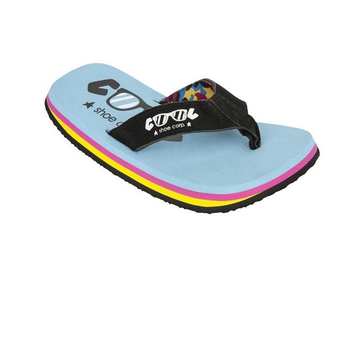 Tongs original cmjn ltd e17 bleu Cool Shoe