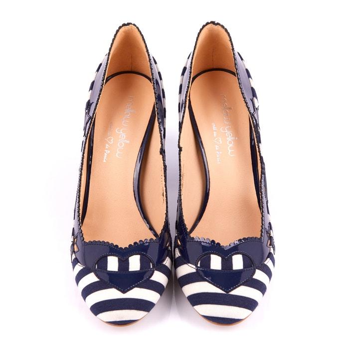de tac 243;n Zapatos charol YELLOW ancho con MELLOW qZW7H8xn