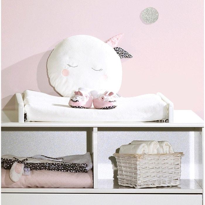 Chaussons bébé lapin rose et imprimé fleuri miss chipie 0 6 mois sauthon sauthon baby