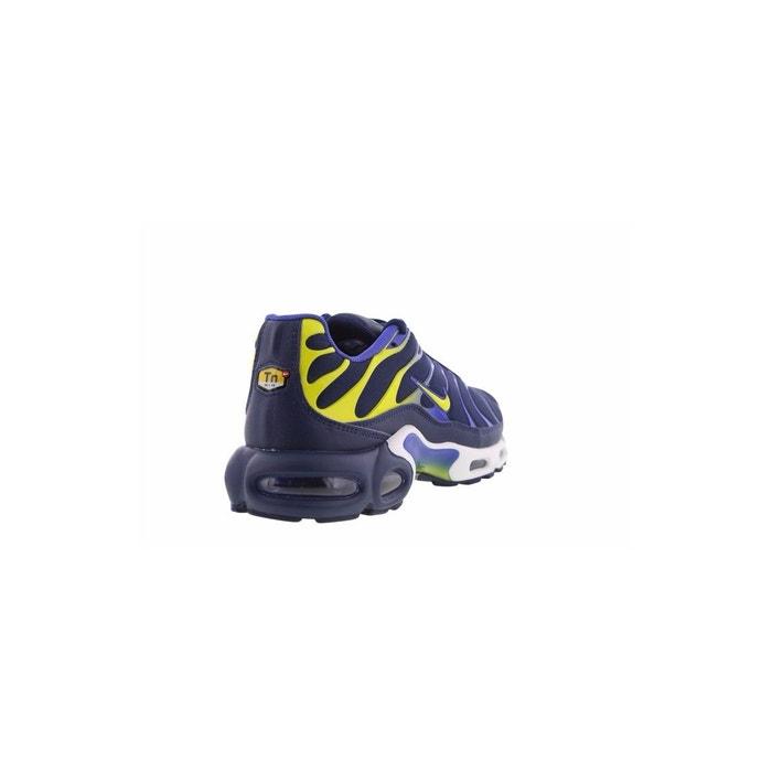 Basket nike air max plus tuned 1 - 852630-402 bleu Nike