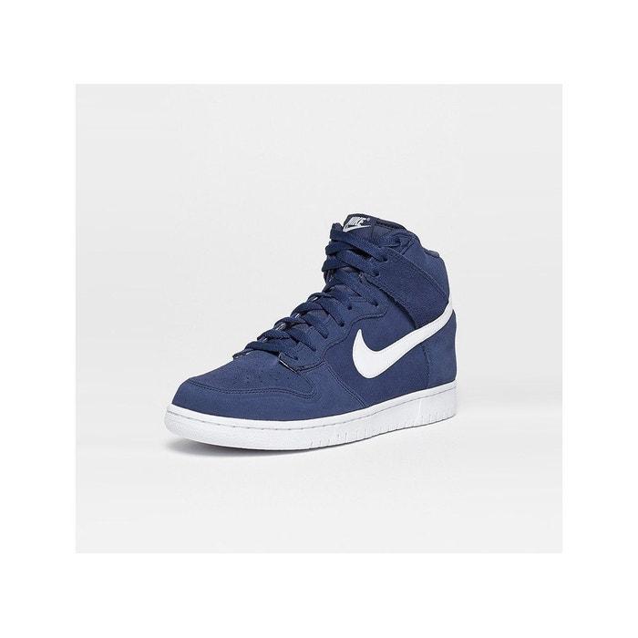 Baskets nike dunk hi - 904233400 bleu Nike