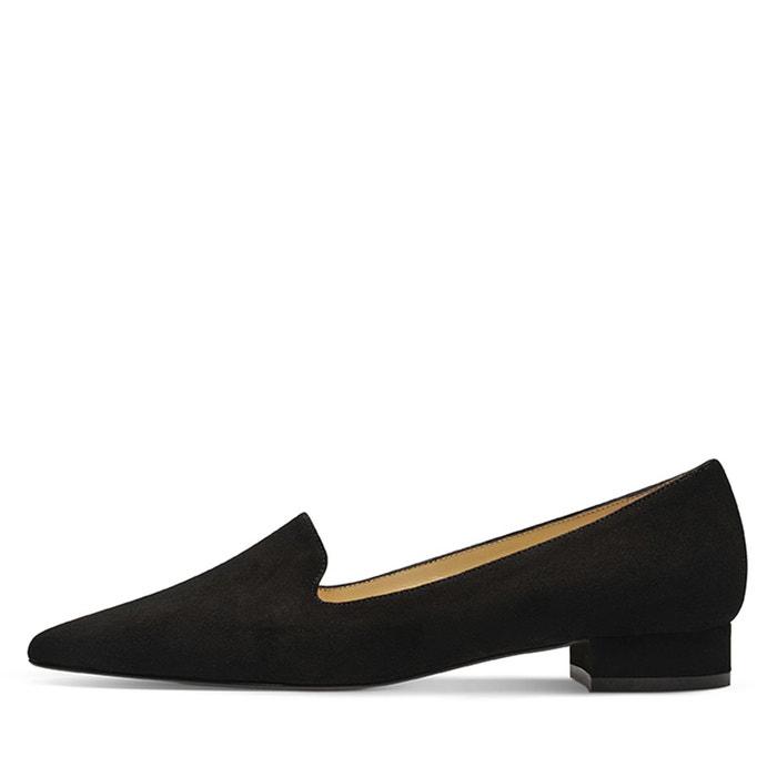 Slippers femme noir Evita