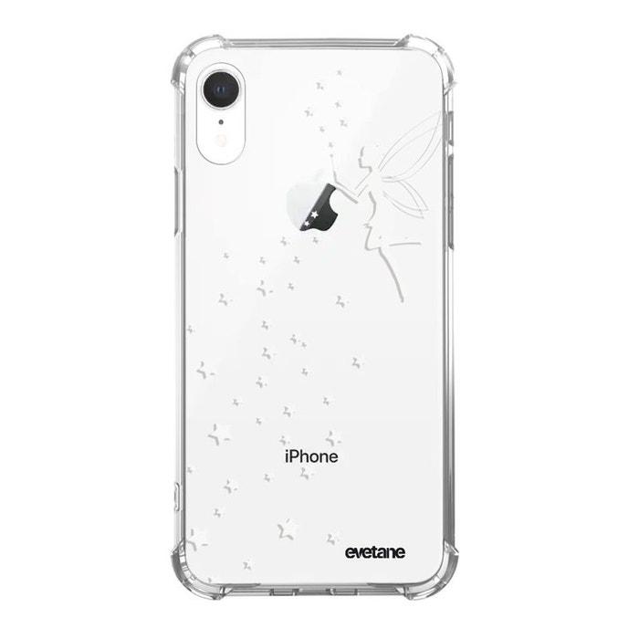 coque iphone xr transparente anti choc