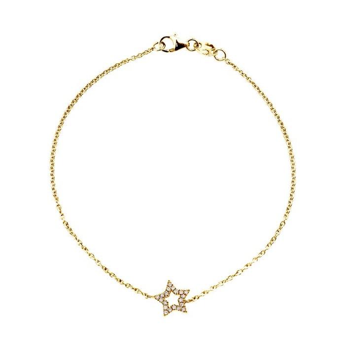 Remises En Vente Bracelet diamants blancs 0.12 Emplacements De Sortie De Vente À Bas Prix Jeu Pour Pas Cher La Sortie Les Moins Chers 4XNoRtAL
