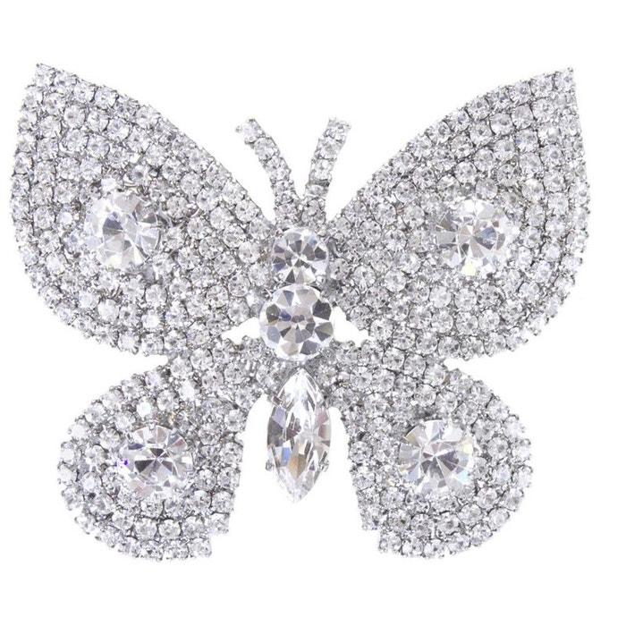 Nouvelle Ligne Pas Cher Parfait Rabais Broche big butterfly couleur unique Reine Rosalie | La Redoute confortable JLiJ3