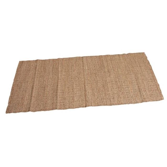 tapis en jonc 200 cm marron aubry gaspard la redoute. Black Bedroom Furniture Sets. Home Design Ideas