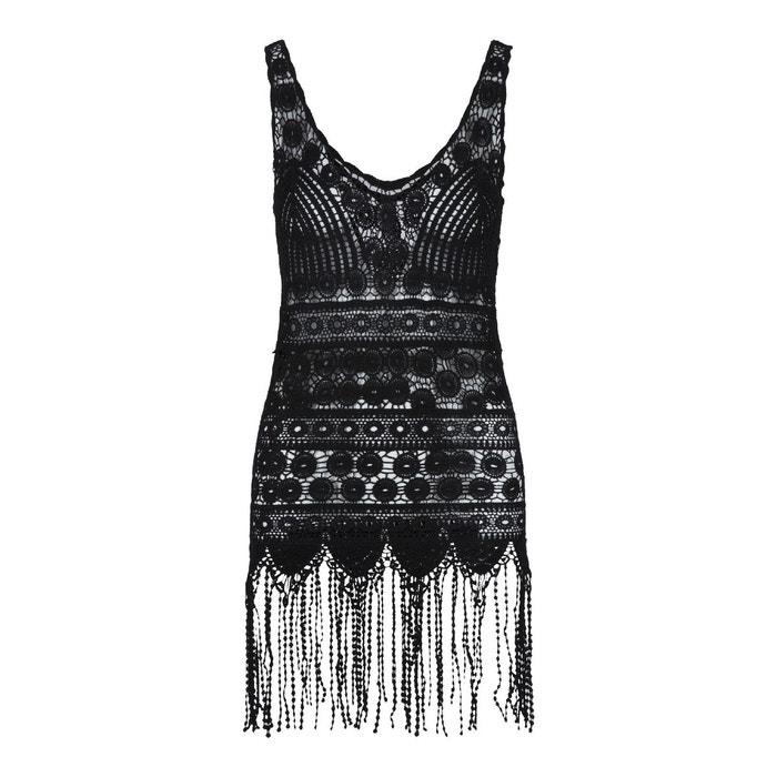 LINGADORE COVER-UPS Robe crochet BEACH À Prix Pas Cher YWdSzrVLZ