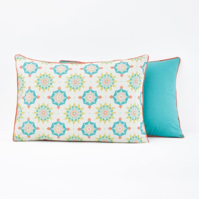 Otra imagen de Funda de almohada estampada SEYMA La Redoute Interieurs