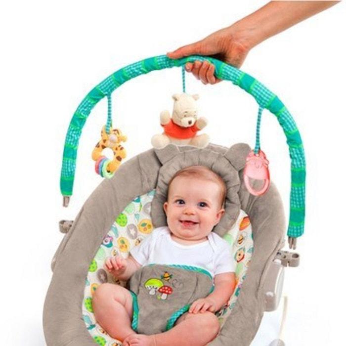 baby walz le transat winnie l 39 ourson lit b b multicolore baby walz la redoute. Black Bedroom Furniture Sets. Home Design Ideas