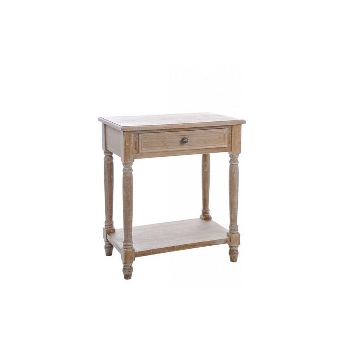 table de chevet 1 tiroir en bois hellin depuis 1862 image 0