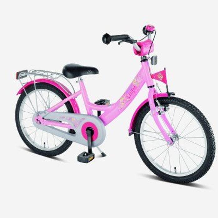 bicyclette v lo zl 16 1 alu lillifee rose rose puky la redoute. Black Bedroom Furniture Sets. Home Design Ideas
