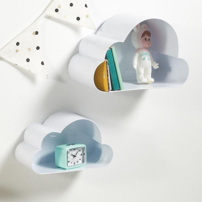 Étagères murales, nuage, Spacielle (lot de 2) La Redoute Interieurs