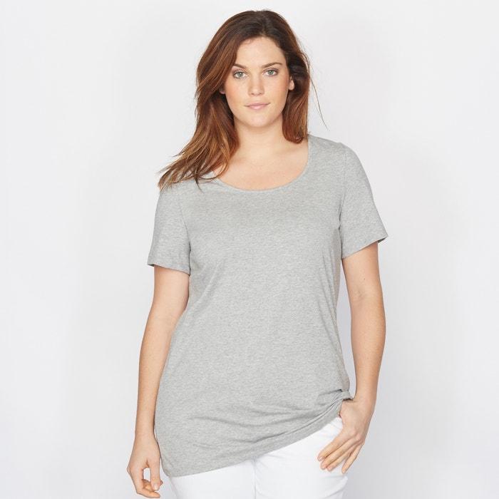 Image Pack of 2 Short-Sleeved Cotton T-Shirts CASTALUNA