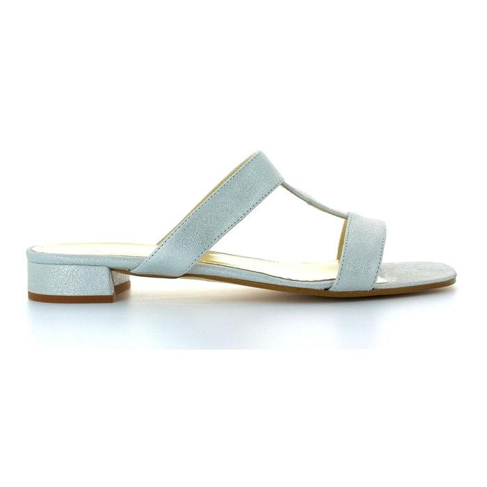 Sandales amina 415  blanc Elizabeth Stuart  La Redoute