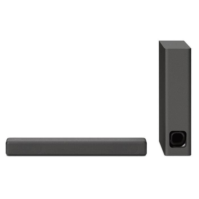barre de son avec caisson d port htmt300 noir sony la redoute. Black Bedroom Furniture Sets. Home Design Ideas