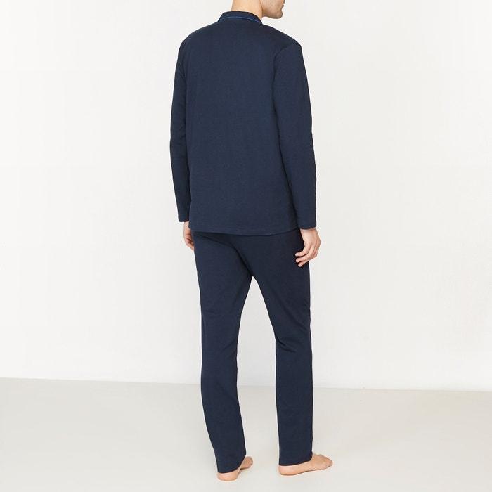 Image Pyjama veste en jersey La Redoute Collections