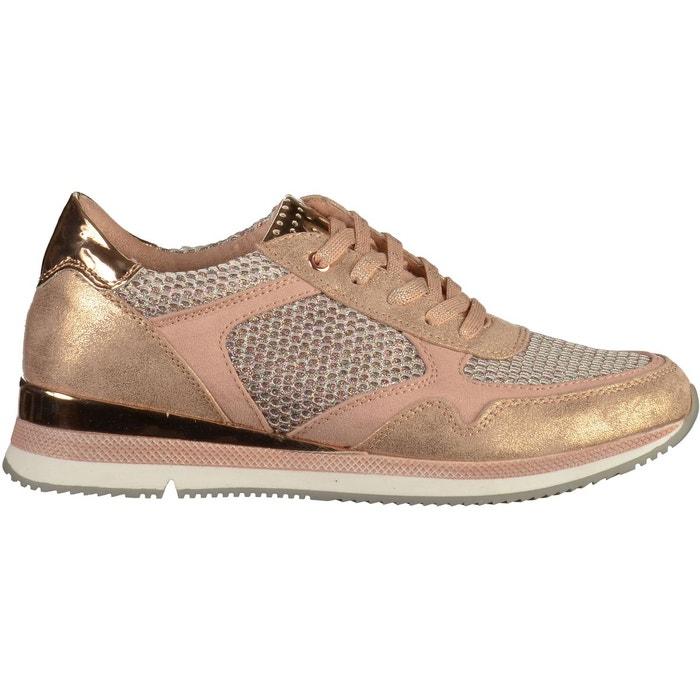 Sneaker rose Marco Tozzi
