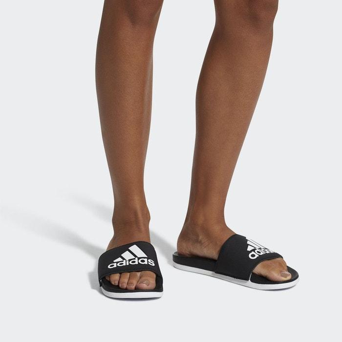 Sandale adidas originals adilette cloudfoam plus - cg3427 noir Adidas Performance