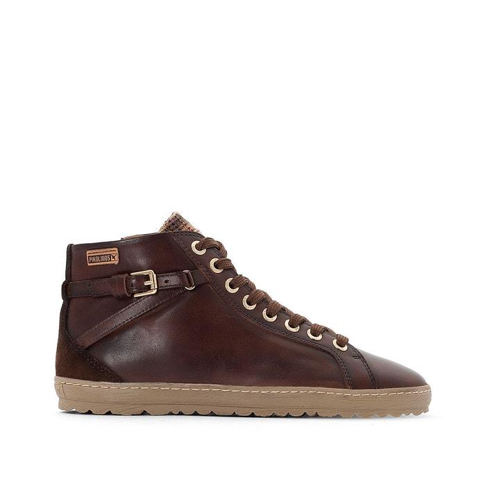 Boots en cuir lagos 901  marron Pikolinos  La Redoute