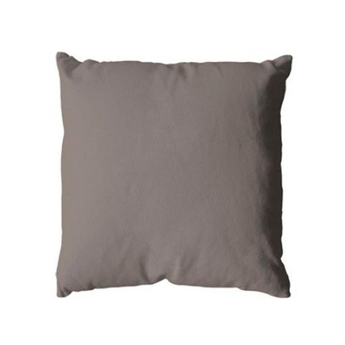 coussin uni polyester home maison la redoute. Black Bedroom Furniture Sets. Home Design Ideas