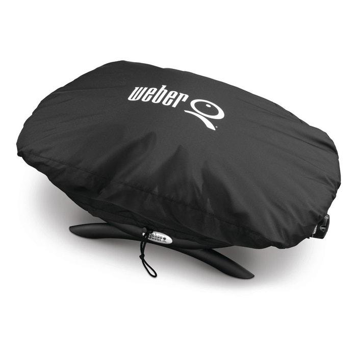 housse pour barbecue plancha housse q100 1000 couleur unique weber la redoute. Black Bedroom Furniture Sets. Home Design Ideas