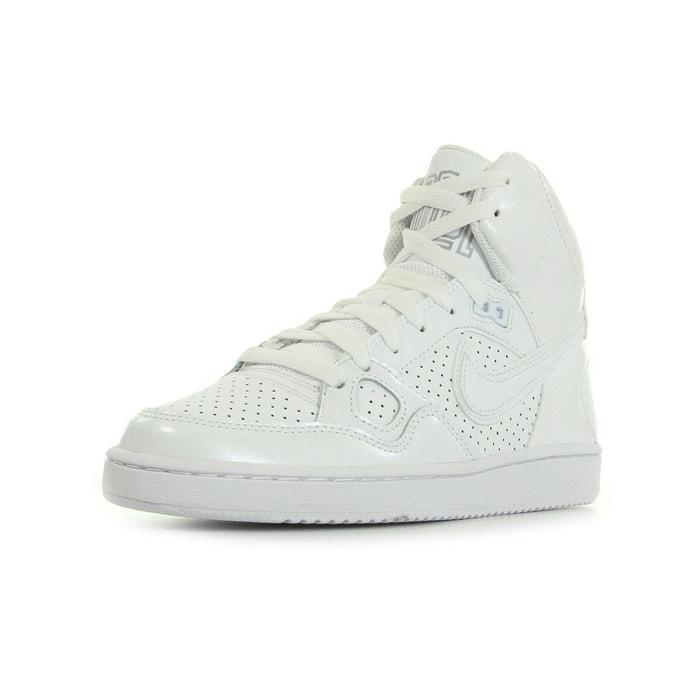 meet 1203a 56f94 Nike son of force mid blanc Nike La Redoute GH8HUA1Z - destrainspourtous.fr