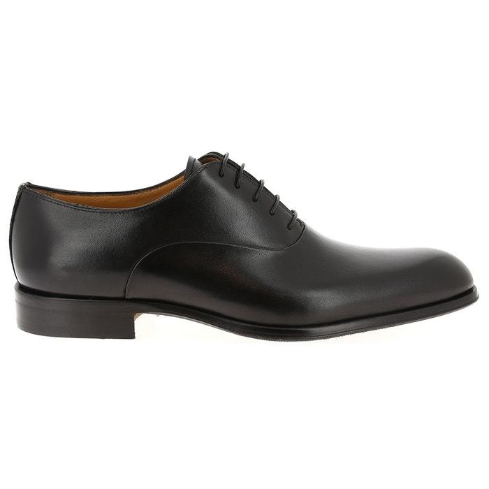 Chaussures à lacets flecs t696 022 noir Flecs