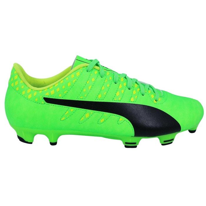 Homme Chaussures de football | Puma EVOPOWER VIGOR 4 FG Vert