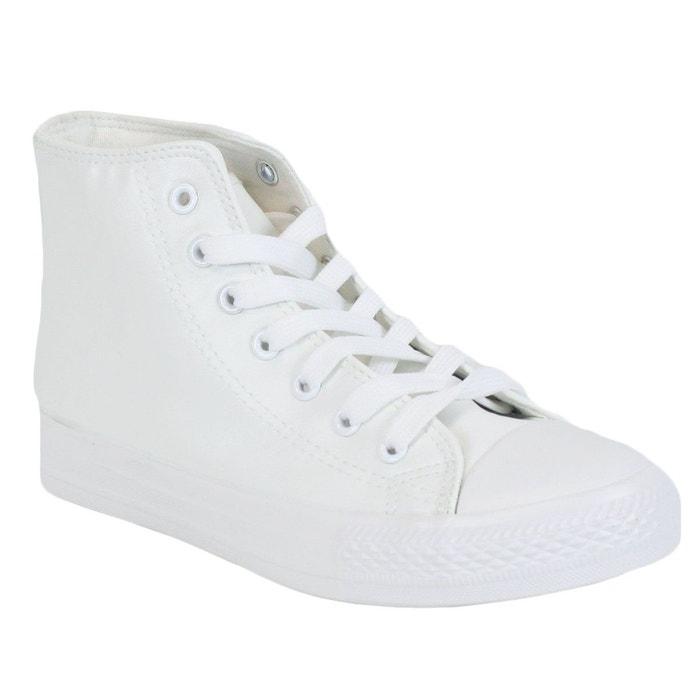 Baskets 80055 blanc Kebello