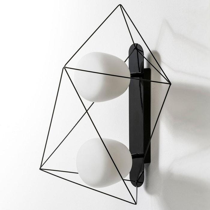 applique spiro design e gallina noir am pm la redoute. Black Bedroom Furniture Sets. Home Design Ideas