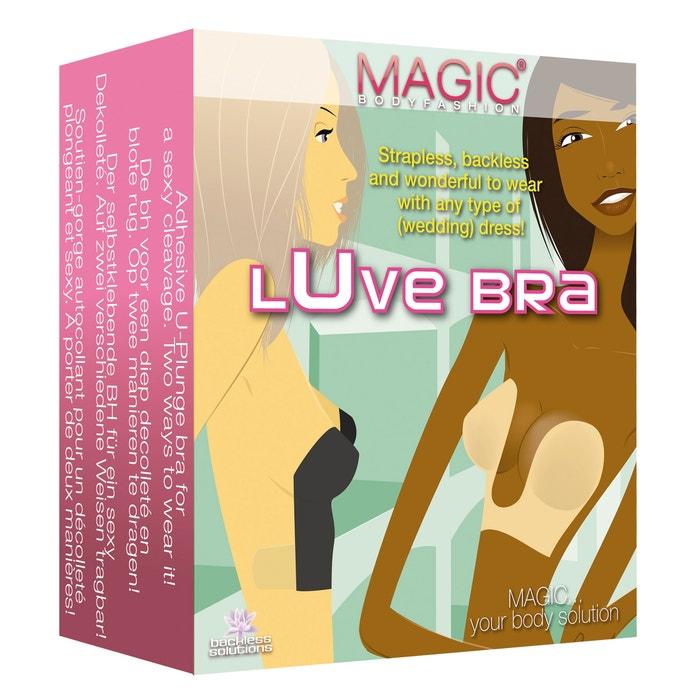 Luve Plunge Adhesive Stick On Bra  MAGIC BODYFASHION image 0