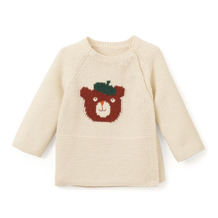 Image Coprifasce in maglia da 0 mesi a 2 anni La Redoute Collections