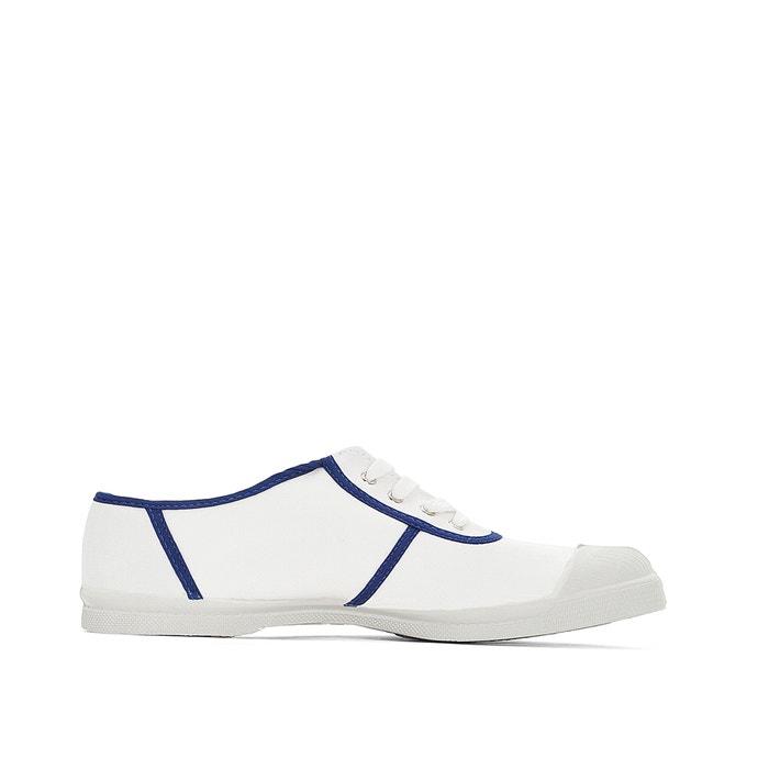Ines de la fressange trainers white blue bensimon la - La redoute bensimon meubles ...