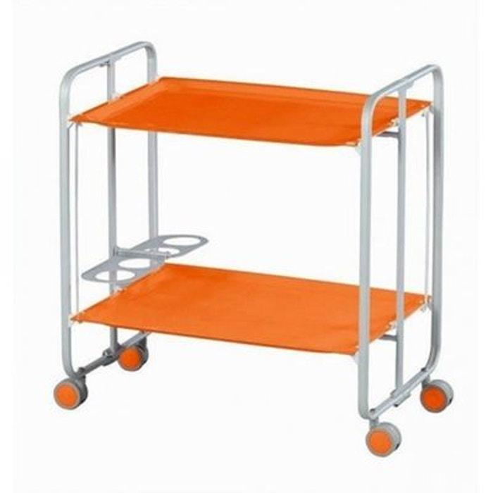 table roulante pliante avec porte bouteilles trolley don. Black Bedroom Furniture Sets. Home Design Ideas