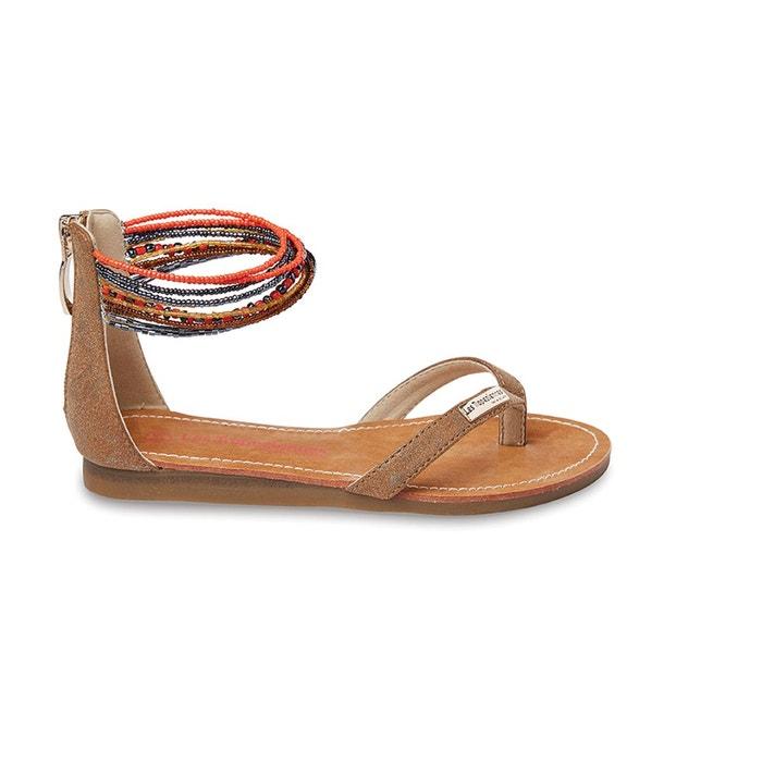 Sandales plates Ginkgo LES TROPEZIENNES par M BELARBI